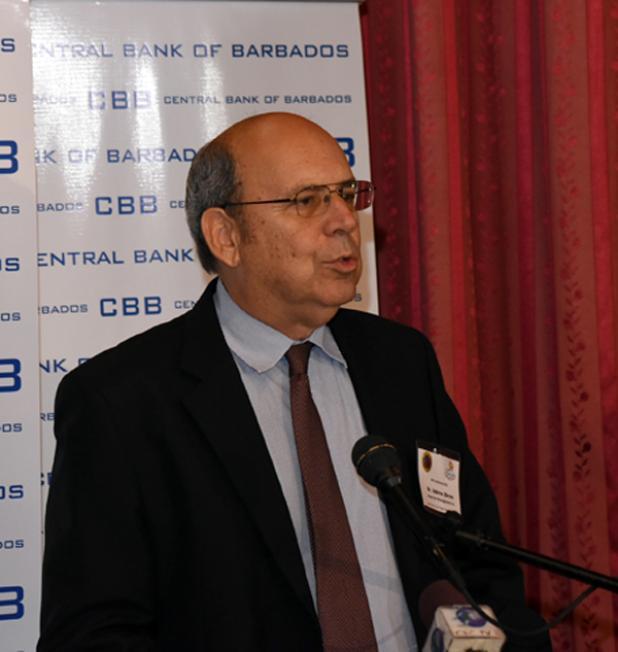 BIBA president Andrew Alleyne