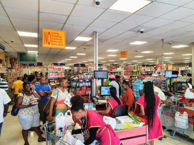 Image result for barbados supermarkets address covid-19