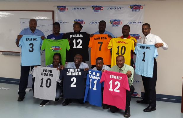13 Teams ready for GAIA T20 | Barbados Advocate