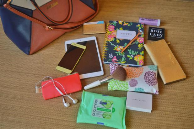 What's in Your Work Handbag