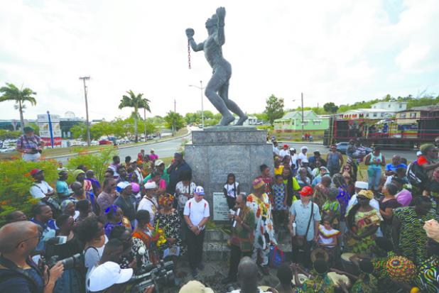 break the cycle | Barbados Advocate
