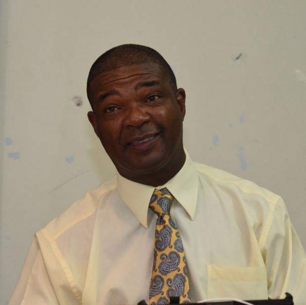 Education Consultant/Advisor to the Ministry of Education, Science, Technology and Innovation, Dennis Holder.