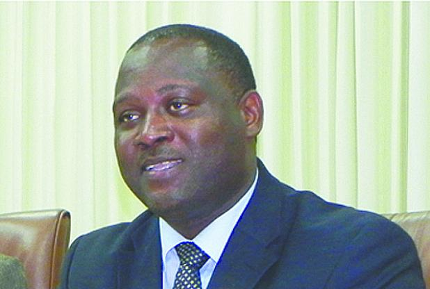 Minister of International Business, Commerce and Small Business Development, Donville Inniss.