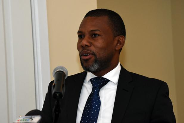Caribbean Disaster Emergency Management Agency (CDEMA), Executive Director, Ronald Jackson highlighted the work being done by CDEMA on early warning systems.