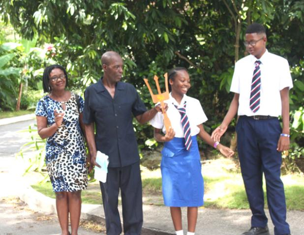 Queens College Comes Out For Chain Link Barbados Advocate