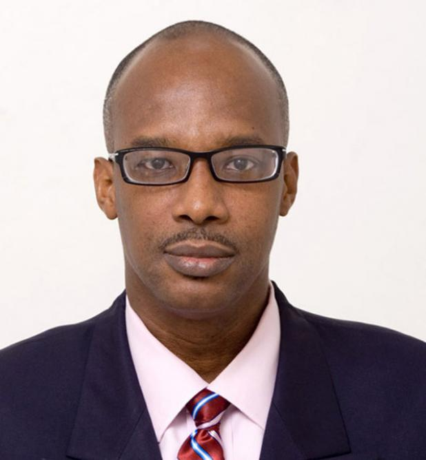 Marlon Yarde, the General Manager of the Barbados Stock Exchange.