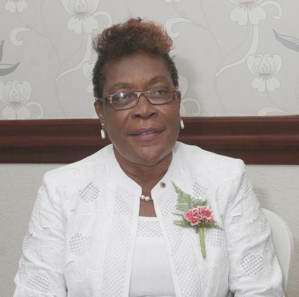Business Consultant and Immediate-Past Zone Chairman of the Lions Clubs of Barbados, Leroi Hinds.
