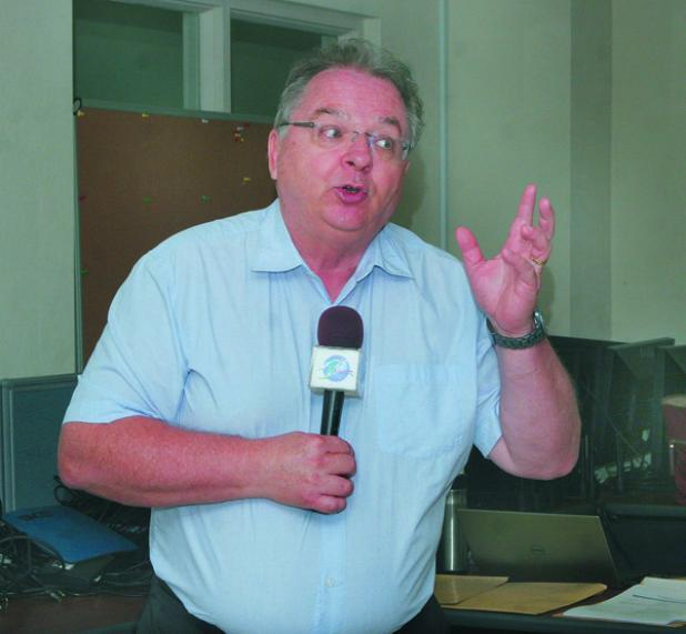 Managing Director at Customs Reform and Trade Facilitation Consultants, Bert Cunningham.