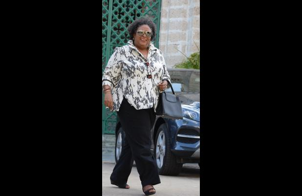 The Budget was presented last week by Prime Minister, Mia Amor Mottley.