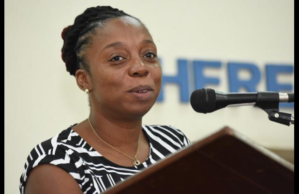 General Secretary of the Barbados Workers' Union (BWU), Toni Moore.