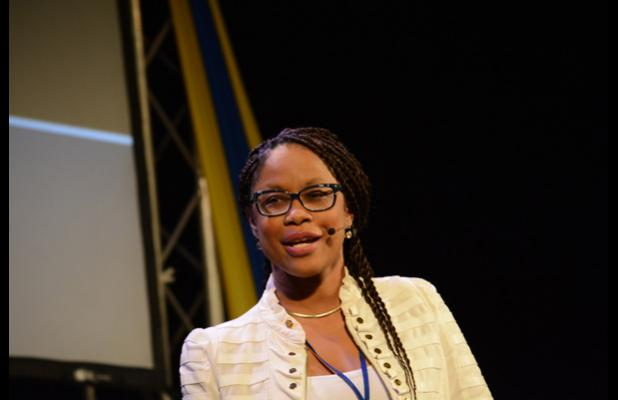 Lisa Cummins, Executive Director of the University of the West Indies (UWI) Consulting Company.